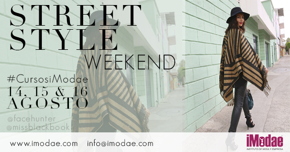 Streetstyle STREET STYLE WEEKEND by iModae
